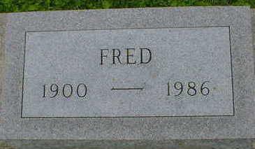 LINAHON, FRED - Cerro Gordo County, Iowa | FRED LINAHON