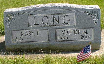 LONG, VICTOR M. - Cerro Gordo County, Iowa | VICTOR M. LONG