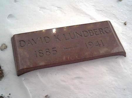 LUNDBERG, DAVID - Cerro Gordo County, Iowa | DAVID LUNDBERG