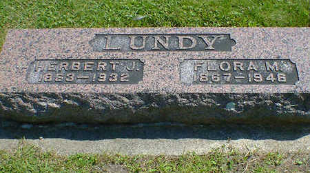 LUNDY, FLORA M. - Cerro Gordo County, Iowa | FLORA M. LUNDY