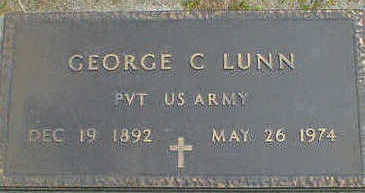 LUNN, GEORGE C. - Cerro Gordo County, Iowa | GEORGE C. LUNN