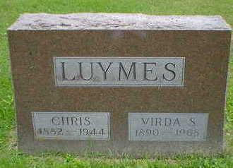 LUYMES, CHRIS - Cerro Gordo County, Iowa | CHRIS LUYMES