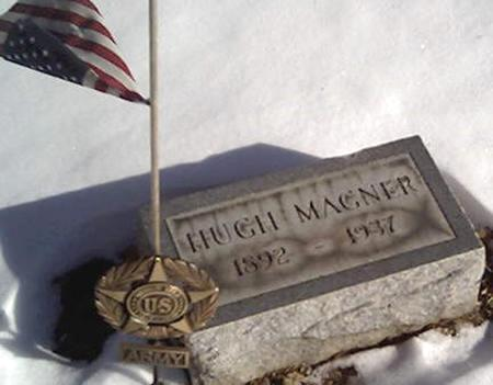 MAGNER, HUGH - Cerro Gordo County, Iowa | HUGH MAGNER