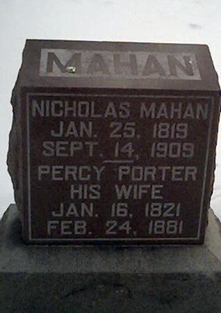 MAHAN, NICHOLAS - Cerro Gordo County, Iowa | NICHOLAS MAHAN