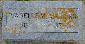 MAJORS, IVADELLE M. - Cerro Gordo County, Iowa | IVADELLE M. MAJORS