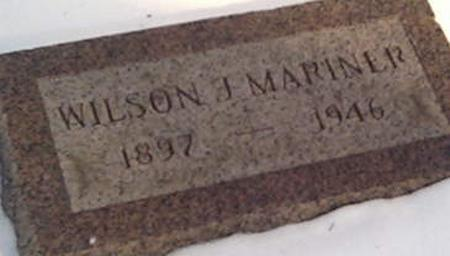 MARINER, WILSON - Cerro Gordo County, Iowa | WILSON MARINER