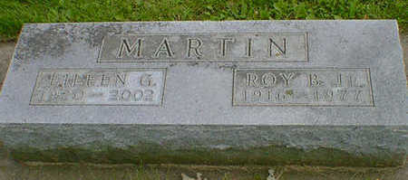 MARTIN, ROY B. JR. - Cerro Gordo County, Iowa | ROY B. JR. MARTIN