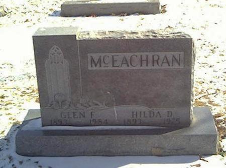 MCEACHRAN, GLEN - Cerro Gordo County, Iowa | GLEN MCEACHRAN