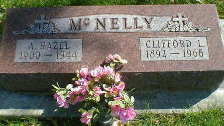 MCNELLY, A. HAZEL - Cerro Gordo County, Iowa | A. HAZEL MCNELLY