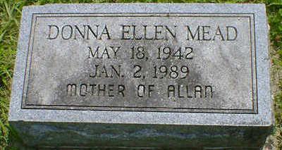 MEAD, DONNA ELLEN - Cerro Gordo County, Iowa | DONNA ELLEN MEAD