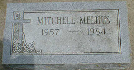 MELHUS, MITCHELL - Cerro Gordo County, Iowa | MITCHELL MELHUS