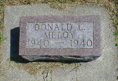 MELOY, DONALD L. - Cerro Gordo County, Iowa | DONALD L. MELOY