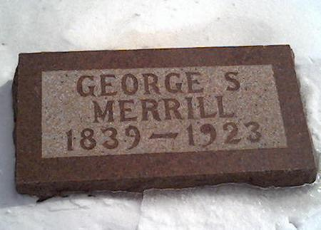MERRILL, GEORGE - Cerro Gordo County, Iowa | GEORGE MERRILL