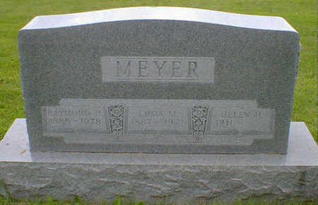MEYER, EMMA M. - Cerro Gordo County, Iowa | EMMA M. MEYER