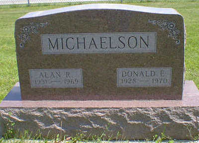 MICHAELSON, ALAN R. - Cerro Gordo County, Iowa | ALAN R. MICHAELSON
