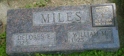 MILES, ROGER - Cerro Gordo County, Iowa | ROGER MILES