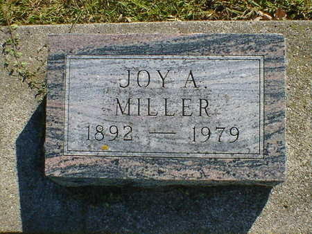 MILLER, JOY - Cerro Gordo County, Iowa | JOY MILLER