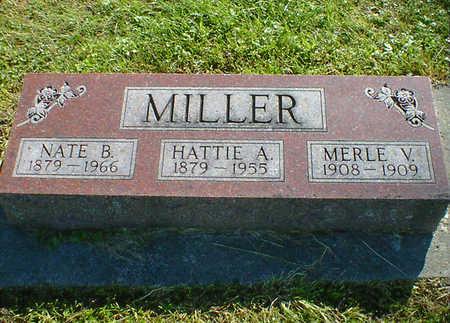 MILLER, MERLE V. - Cerro Gordo County, Iowa | MERLE V. MILLER