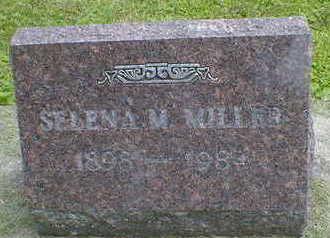 MILLER, SELENA M. - Cerro Gordo County, Iowa | SELENA M. MILLER