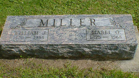 MILLER, WILLIAM J. - Cerro Gordo County, Iowa | WILLIAM J. MILLER