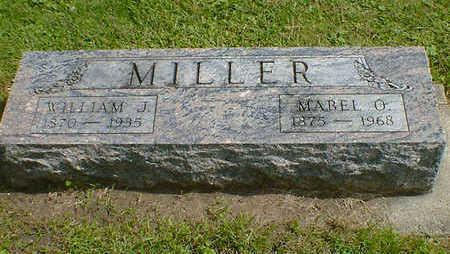 MILLER, MABEL O. - Cerro Gordo County, Iowa | MABEL O. MILLER