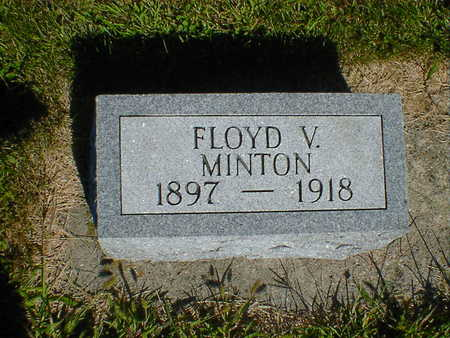 MINTON, FLOYD V. - Cerro Gordo County, Iowa | FLOYD V. MINTON