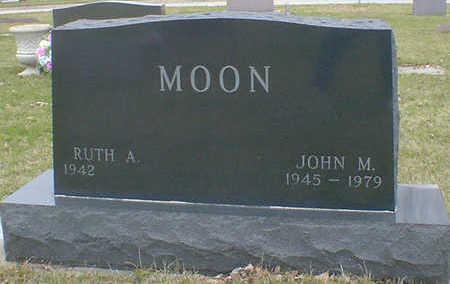 MOON, JOHN M. - Cerro Gordo County, Iowa | JOHN M. MOON