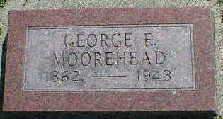 MOOREHEAD, GEORGE E. - Cerro Gordo County, Iowa | GEORGE E. MOOREHEAD