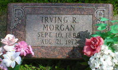 MORGAN,  IRVING R. - Cerro Gordo County, Iowa |  IRVING R. MORGAN