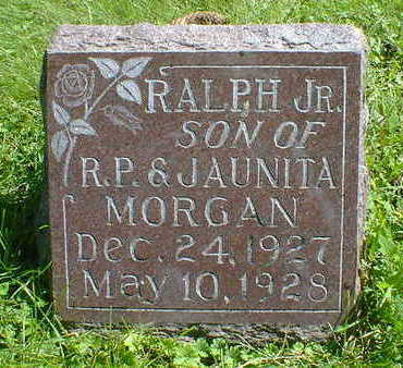 MORGAN, RALPH JR. - Cerro Gordo County, Iowa | RALPH JR. MORGAN