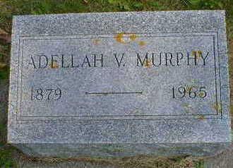 MURPHY, ADELLAH V. - Cerro Gordo County, Iowa | ADELLAH V. MURPHY