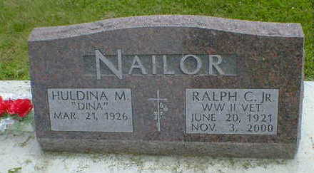 NAILOR, RALPH C. JR. - Cerro Gordo County, Iowa | RALPH C. JR. NAILOR