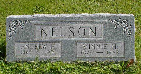NELSON, MINNIE H. - Cerro Gordo County, Iowa | MINNIE H. NELSON