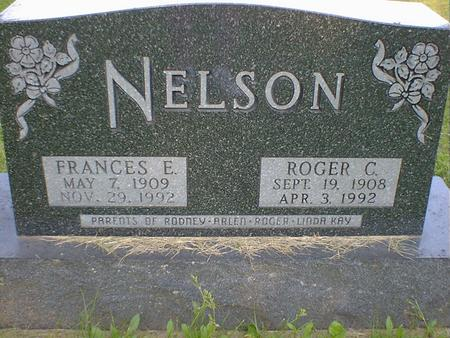 NELSON, FRANCES E. - Cerro Gordo County, Iowa | FRANCES E. NELSON