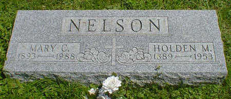NELSON, MARY C. - Cerro Gordo County, Iowa | MARY C. NELSON