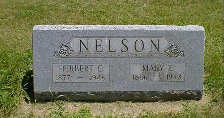 NELSON, MARY E. - Cerro Gordo County, Iowa | MARY E. NELSON