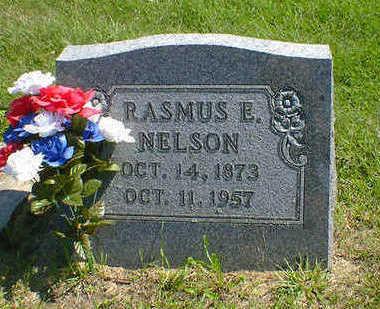 NELSON, RASMUS E. - Cerro Gordo County, Iowa | RASMUS E. NELSON