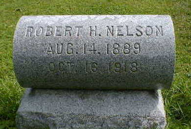 NELSON, ROBERT H. - Cerro Gordo County, Iowa | ROBERT H. NELSON