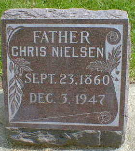 NIELSEN, CHRIS - Cerro Gordo County, Iowa | CHRIS NIELSEN