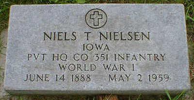NIELSEN, NIELS T. - Cerro Gordo County, Iowa | NIELS T. NIELSEN