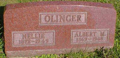 OLINGER, ALBERT M. - Cerro Gordo County, Iowa | ALBERT M. OLINGER