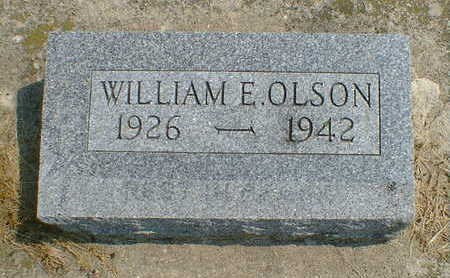 OLSON, WILLIAM E. - Cerro Gordo County, Iowa | WILLIAM E. OLSON