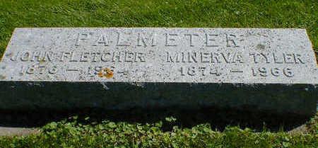 TYLER PALMETER, MINERVA - Cerro Gordo County, Iowa | MINERVA TYLER PALMETER