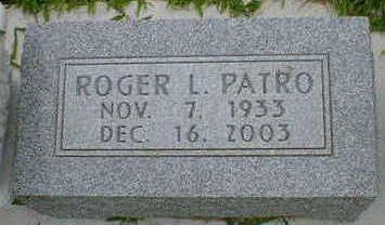 PATRO, ROGER L. - Cerro Gordo County, Iowa | ROGER L. PATRO
