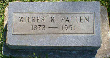 PATTEN, WILBER - Cerro Gordo County, Iowa | WILBER PATTEN