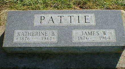 PATTIE, JAMES W. - Cerro Gordo County, Iowa | JAMES W. PATTIE