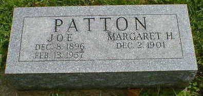 PATTON, JOE - Cerro Gordo County, Iowa   JOE PATTON