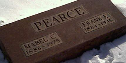 PEARCE, MABEL - Cerro Gordo County, Iowa | MABEL PEARCE