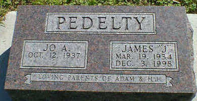 PEDELTY, JAMES