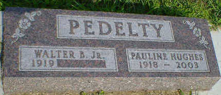 PEDELTY, PAULINE - Cerro Gordo County, Iowa | PAULINE PEDELTY